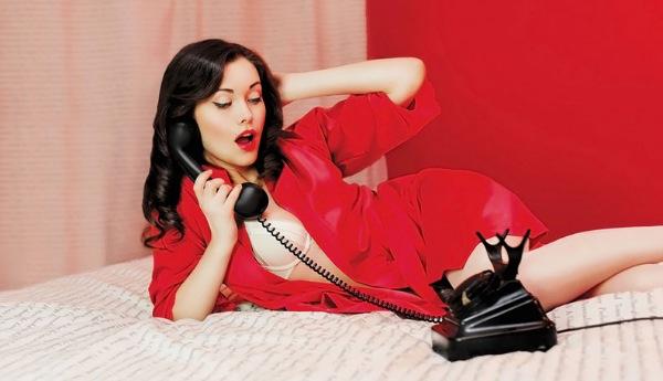 Секс по телефону — Как это делать?